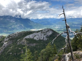 View of the Chief from Panorama Trail